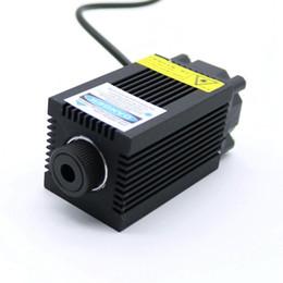 Blue Laser Machine Canada - Wholesale-Adjustable Focal 500mW Blue-Violet Laser Module for Industrial Engraving Machine