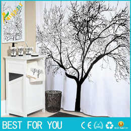 Discount Fabric Shower Curtains Trees