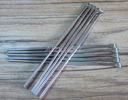Wax Dab Tool Canada - Wax dabber tools atomizer tank stainless steel 80mm dab jar smoking tool for dry herb titanium nail for vape vaporizer pen