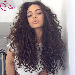 $enCountryForm.capitalKeyWord Australia - Full Lace Human Hair Wigs Curly For Black Women Brazilian Deep Curly Front Lace Wigs Glueless Lace Front Human Hair Wigs