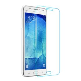 China Tempered glass Screen For Samsung Galaxy J1 J2 J3 J5 J7 Ace J120 J320 2016 J510 Premium Screen Protector Toughened Protective Customized suppliers