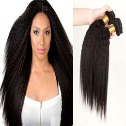 $enCountryForm.capitalKeyWord NZ - Grade 6A!!! brazilian Peruvian indian Malaysian Hair Extensions straight Double Weft No Shedding NO Tangle Durable 3 pcs