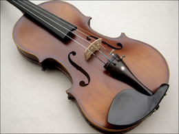 Wholesale archaize violin violin handcraft violino Musical Instruments with violin rosin case shoulder rest bow Tuner
