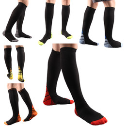 $enCountryForm.capitalKeyWord Canada - Adult Anti-skid Compression Socks Men Basketball Football Running Pressure Socks Women Fitness Shaping Cheerleaders Elastic Socks Sales