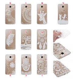 samsung j1 ace 2019 - Flower Soft TPU Case Cartoon Poker Kiss Me Feather Girl OWL Clear Mandala Henna Dream catcher For Samsung Galaxy A9 J1 A