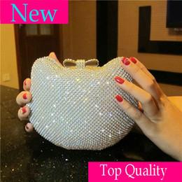 $enCountryForm.capitalKeyWord Canada - 3 Colors New Women's Shiny Rhinestone Hello Kitty Clutch Full Diamond Cute Evening Bag Wedding Party Handbag Purse Ladies Shoulder Bag - KT1