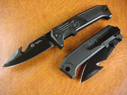 Original Knives Canada - Drop shipping Strider F34 Outdoor 5Cr15Mov Steel Survival Knives camping Tactical Survival Folding Knife knives with Original box