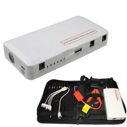 Mini pc 12v online shopping - New Smart mini mAh Multi Function Jump Starter Car emergency starter car start charging for mobile phone tablet PC Rechargeable Battery