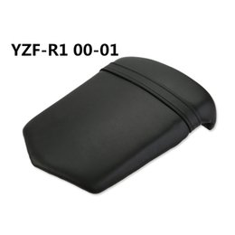 rear pillion passenger seat Canada - Black Motorcycle Rear Passenger Seat Pillion For Yamaha YZF R1 1998-2014