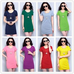 a4d5c7f91aa5 12 Colors Casual Dresses for Woman 2016 Summer Suits Slim Elegant Summer  Confortable Dress Sexy Factory Wholesale