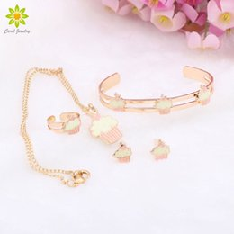 Discount Gold Jewelry Sets For Kids 2018 Gold Jewelry Sets For