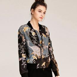 Silk Bomber Jacket NZ | Buy New Silk Bomber Jacket Online from ...