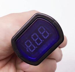 $enCountryForm.capitalKeyWord Canada - By dhl fedex 100pcs DC 12V-24V Car Tools Mini Digital Car Battery Tester LCD Screen Voltage Meter Monitor Diagnostic Tool