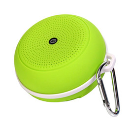 $enCountryForm.capitalKeyWord UK - Wholesale mini portable wireless Bluetooth 4.0 stereo speaker outdoor small speaker card car subwoofer can call 120PCS lot