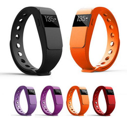 Fitness Band Trackers NZ - New ID111 Smart Band Bluetooth 4.0 Heart Rate Monitor Smart Wristband Sport Fitness Tracker Bracelet For IOS Android