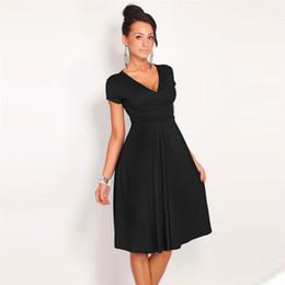 long elegant black dresses 2018