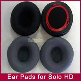 $enCountryForm.capitalKeyWord NZ - Replacement Ear pads earpad cushion foam pad cover for solo   solo hd headband headphones black   white  gray