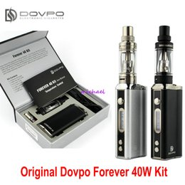 $enCountryForm.capitalKeyWord Canada - Wholesale-2016 Newest and hottest vape mod huge vapor e cigarette box mod Dovpo Forever 40W Kit