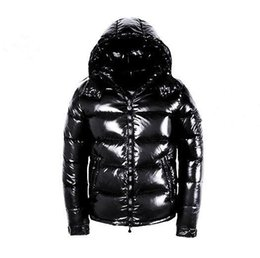 Barato Casacos De Vestido Para Homens-França Classic brand Men Women Casual Down Jacket MAYA Down Coats Mens Outdoor Warm Feather dress man Winter Coat outwear casacos