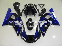 $enCountryForm.capitalKeyWord Canada - Hot Sale For 1998-2002 Yamaha YZF R6 98 99 00 01 02 ABS Plastic Full Fairing Set Injection Bodywork Kit