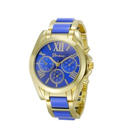 Chinese  Landfox Luxury Brand Watches Men Montres Gold Watch For Men Horloges Geneva Roman Numeral Uhr Mens Wrist Watch Man Of The Brands manufacturers