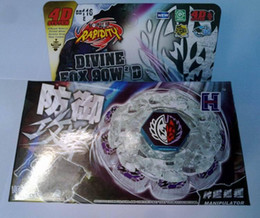 Beyblade L Canada - New Arrive!!Toys Gifts Beyblades L-Drago Destructor (Destroy) Gold Armored Metal Fury 4D Beyblade Christmas Children's Toys TY1981