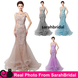 $enCountryForm.capitalKeyWord Canada - Custom Made Real Photo Image Evening Dresses Luxury Designer Elie Saab Zuhair Murad Rhinestone African Blush Long Prom Gowns with Open Back