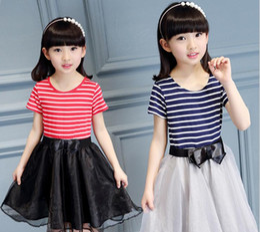 Big Boys dresses online shopping - New Hot new girls dress princess dress  children party wear c3db68d24