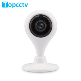 Cctv Wifi Ip Australia - Hot sell 20Pcs 720P Wifi IP Smart Camera Motion Detecting Alarm CCTV Surveilliance Network Security Mini IP Cam V380 X1