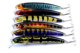 $enCountryForm.capitalKeyWord NZ - 6pcs of Minnow Sea Fishing Bait 125mm 16g Bass Big Game for Topwater Fishing Lure Artificial Swimbait Accessories Pesca Hooks