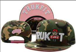 Wholesale New fashion Trukfit Snapback Baseball casual Caps Hat Adjustable size High Quality Men Women popular hats1000 styles hats