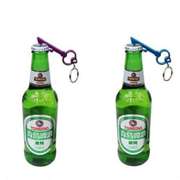 $enCountryForm.capitalKeyWord UK - Fashion Personalized Design The Key Model Aluminum Beer Bottle Opener Keychain For Wedding Favor Gifts Bar Tool Free Shipping