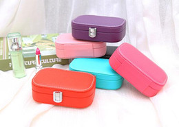 Eco jEwElry packaging online shopping - Housekeeping Hot Jewelry Storage Organizer Packaging Box Casket Box For Jewelry Exquisite Makeup Case Jewelry Container