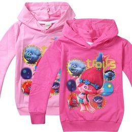 f35b554d6680 Shop Trolls Jacket Girls UK