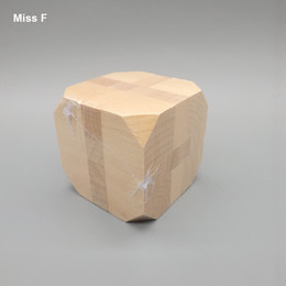 Cube jigsaw puzzle online shopping - Wooden D Jigsaw Puzzle Cube Toy Kid Gadget Intelligence Game Magic