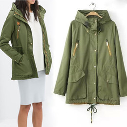 Military Green Winter Jacket Women Suppliers | Best Military Green ...