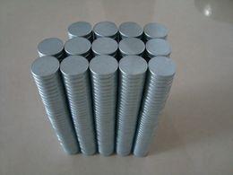 $enCountryForm.capitalKeyWord Australia - Wholesale - In Stock 100pcs Strong Round NdFeB Magnets Dia 5x1mm N35 Rare Earth Neodymium Permanent Craft DIY Magnet Free shipping