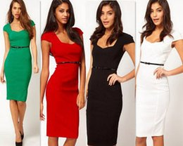$enCountryForm.capitalKeyWord Canada - Cheap star with a short sleeved dress dress waist slim LYQ0100