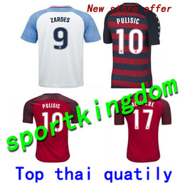 american national team gold cup 2017 united states dempsey 2017 2018 usa soccer jerseys men top thai quality 17 18 united states away dempsey bradley