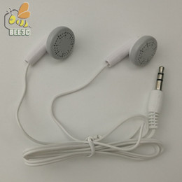 Iphone tablet prIce online shopping - Cheap short white Plastic Company Gift Mini Portable Earphone MP3 Player for Music Player Tablet Phone factory price