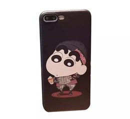 Chinese  For 7 8 plus cell phone cases with 6s Crayon Small new mobile phone case mobile phone accessories wholesale protective cover Hot Sale manufacturers