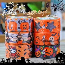Printed masking taPe online shopping - SF SHIP halloween cm cm Adhesive Tapes Washi tapes for packing decorate masking tapes in stock