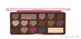 $enCountryForm.capitalKeyWord UK - Discount Price Face Makeup Eyes Chocolate Sweet Bon Bons Eyeshadow Palette 16 Colors by dhl popular item