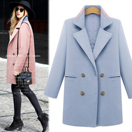 Discount Pink Ladies Trench Coat | 2017 Pink Ladies Trench Coat on ...
