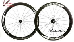 $enCountryForm.capitalKeyWord NZ - Velosa super sprint 50 track bike wheelset, 50mm clincher tubular ,700C track bike carbon wheel,fixed gear