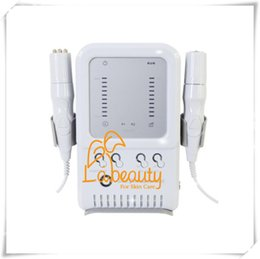 Mesotherapy Needling Device Canada - Wholesale - Skin Tightening Anti Wrinkle RF Electroporation No Needle Mesotherapy EMS Skin Care Devices Face Lift Beauty Instrument