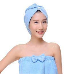 Beauty & Health beige, Dark Purple, Light Pink, Light Blue Bath & Shower Nice 4pcs Microfiber Hair Drying Towels Fast Drying Hair Cap Long Hair Wrap Hair Towel