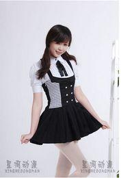 inu x boku ss cosplay 2019 - Free Shipping! Inu x Boku SS Shirakiin Ririchiyo Anime Cosplay Costume Suit Skirt