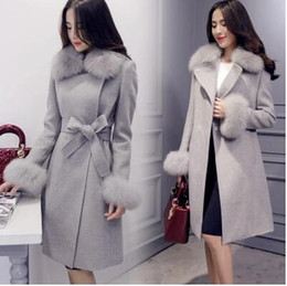 Discount Add Coats Fur Collar | 2017 Add Coats Fur Collar on Sale ...