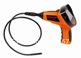 $enCountryForm.capitalKeyWord Canada - Wholesale-SB-IE99E-10.0mm electronic industrial waterproof inspection camera video portable flexible borescope endoscope with 3.5'' LCD